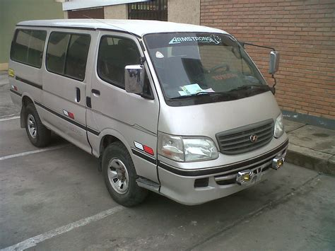 Toyota Hiace Photo by Toyota Hiace 2001 Review Amazing Pictures And Images