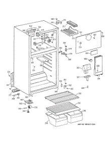 parts  ge htsbbmbrww refrigerator appliancepartsproscom
