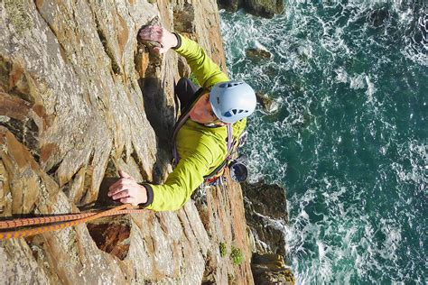 Rock Climbing With British Mountain Guides Uiagm