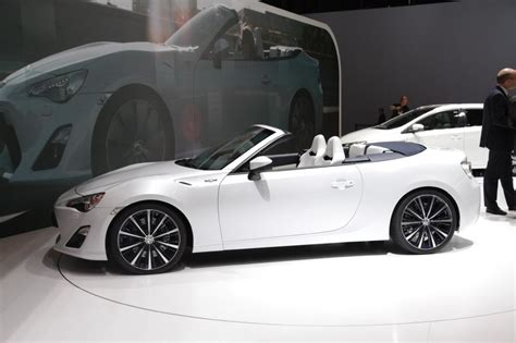 Toyota Scion Convertible by 2014 Scion Fr S Convertible Information And Photos