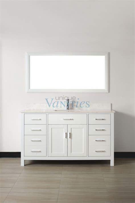 60 inch bathroom vanity top single sink 60 inch single sink bathroom vanity with choice of top in