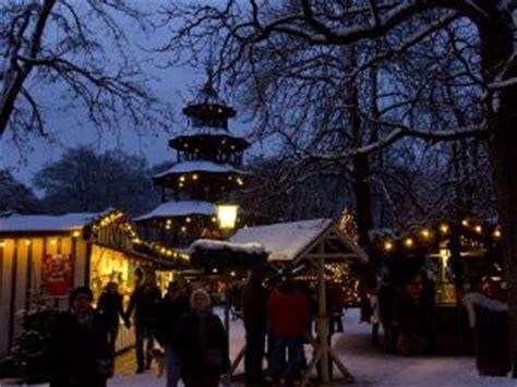 Englischer Garten Christkindlmarkt by Englischer Garten In M 252 Nchen Das Offizielle Stadtportal