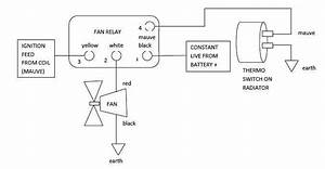 Citroen Ds21 Ie And Ds23 Electric Fan Wiring Diagram