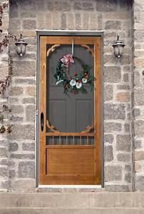 Moustiquaire Porte D Entrée : porte moustiquaire muskoka colonial elegance ~ Melissatoandfro.com Idées de Décoration