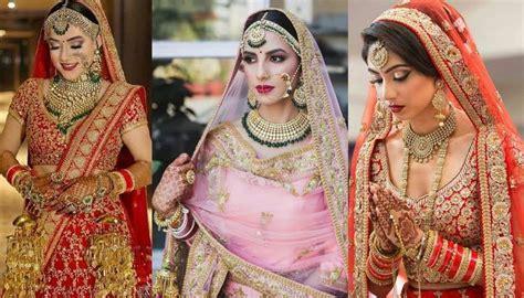 6 Amazing Ways To Drape Your Bridal Lehenga Dupatta And