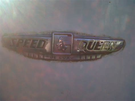 Speed Queen Wringer Cool Logo