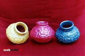 Pot Painting Method II,how to make Pot Painting Method II