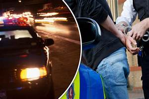 Arrested man steals POLICE CAR he's put in – sparking hour ...