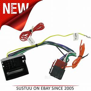 C2 20vw01 Car Stereo Iso Wiring Fakra Harness Adaptor Vw