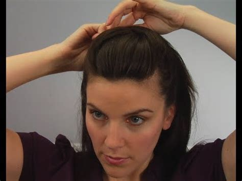 how to use bobby pins to make three cute hairstyles youtube