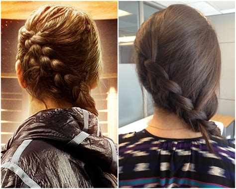 Katniss Braid Instructed By 'the Hunger Games