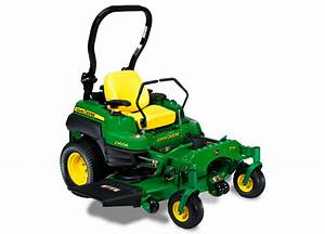 John Deere Z950a Ztrak Mower Maintenance Guide  U0026 Parts List