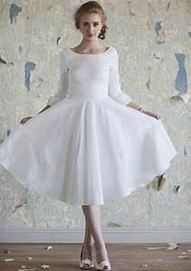 short vintage white winter wedding dress sang maestro With short winter wedding dresses