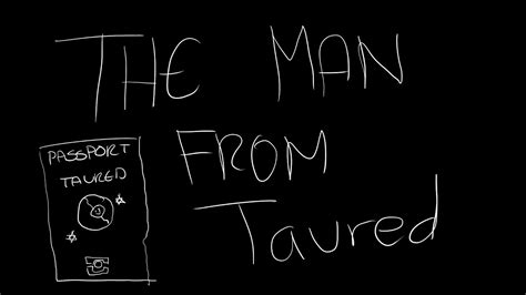 foto de Mysteries 1: The Man from Taured YouTube