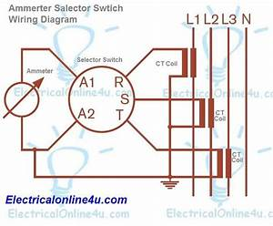 Wiring Diagram For Rotary Switch