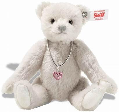 Bear Teddy Steiff Bears Swarovski Necklace Limited