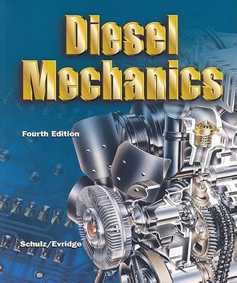 Diesel Mechanic Subjects by Diesel Mechanics Book By Erich J Schulz 5 Available