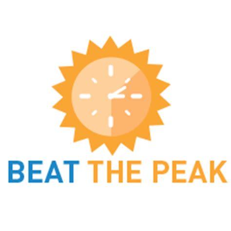 beat  peak pge