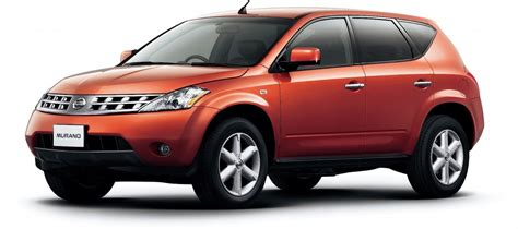 Mitsubishi Murano by Nissan Murano 2002 2008 Technical Data Prices
