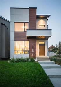 modern, house, facade, home, design, 2021