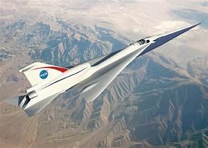 NASA Unveils New Supersonic Passenger Jet — urdesignmag