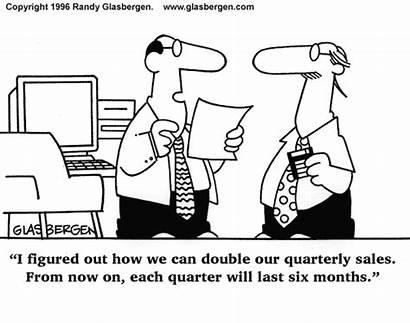 Sales Marketing Cartoon Humor Analytics Creative Funnies