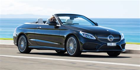 mercedes benz  class cabriolet review caradvice