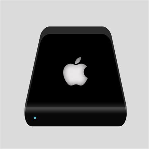 Hardisk Eksternal Mac new black glass mac disk by focusman on deviantart