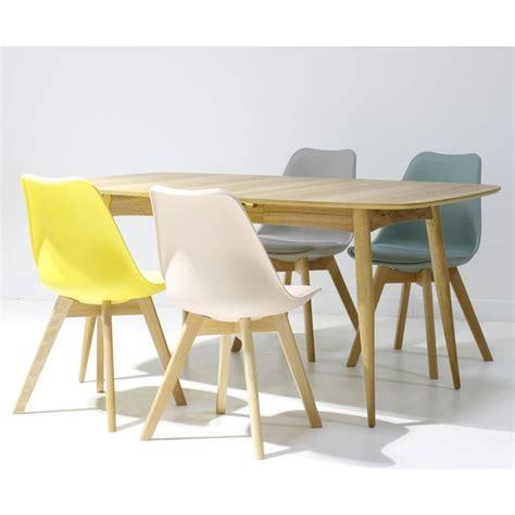 Chaise Design Scandinave  Loumi Gris