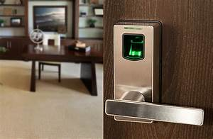 Top 10 Best Biometric Door Locks Of 2017  U2013 Reviews