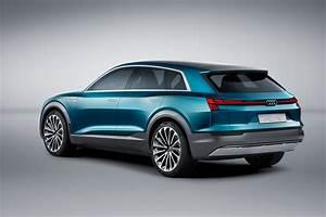 Audi E Tron : audi e tron suv tesla style q6 crossover bows in ~ Melissatoandfro.com Idées de Décoration