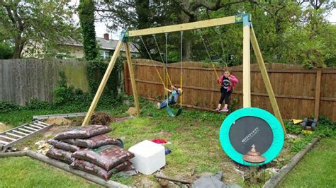 Build Your Own Swing Set