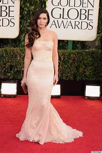 Megan Fox Golden Globes 2013: See Her Gorgeous Gown ...