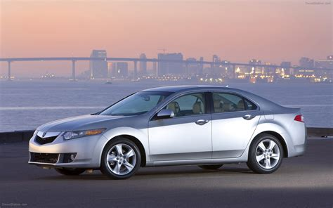 Acura Tsx 2009 Pictures Widescreen Exotic Car Image 28 Of