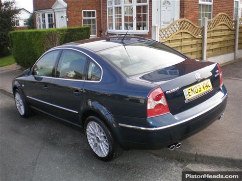 Vw W8 Engine For Sale by Used Volkswagen Passat Cars For Sale With Pistonheads