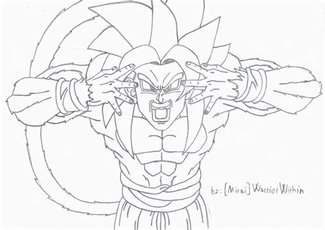 Dragon Ball Af Coloring Pages - Eskayalitim