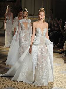 berta spring summer 2018 collection bridal fashion week With wedding dresses 2018 summer