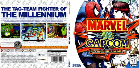 Marvel Vs Capcom Clash Of Super Heroes Usa Iso