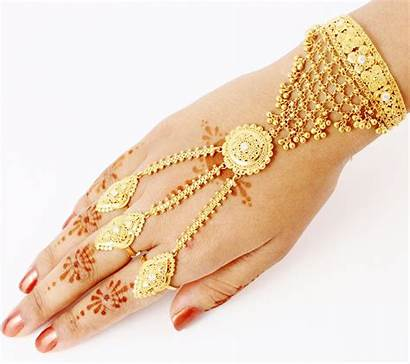 Gold Bracelet Ring Bridal Jewellery Bracelets