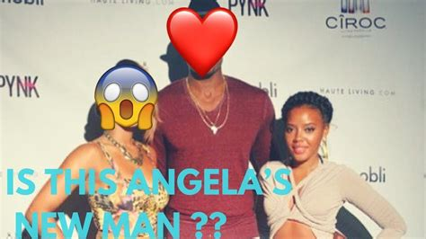 Is Angela Simmons Dating Her Friends Ex???