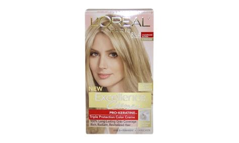 Loreal Paris Fade-defying Color-8.5a Champagne Blonde