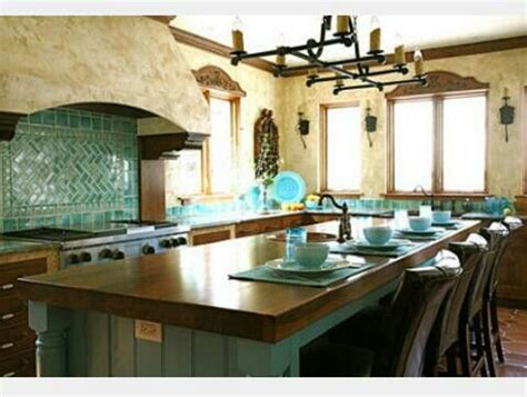 brown and turquoise kitchen pinterest discover and save creative ideas