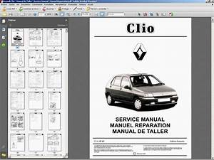 Renault Clio - Manual De Taller - Workshop Manual