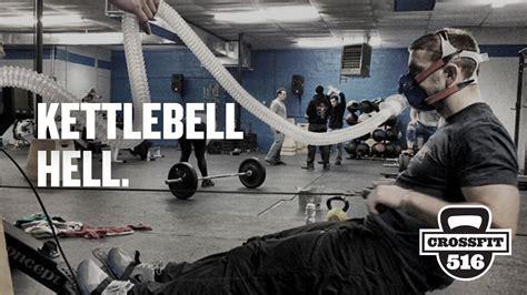 hell kettlebell drink crossfit