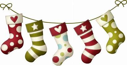 Transparent Stocking Christmas Background Clip Clipart Library
