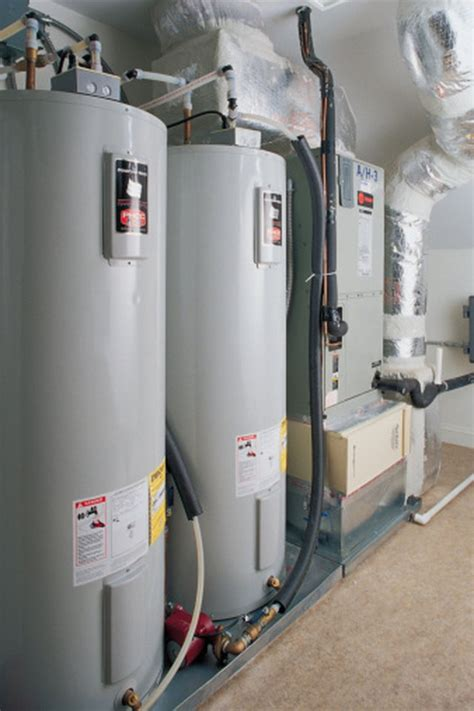 How Wire Hot Water Heater Using Wiring Diagram Hunker