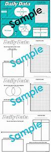 Daily Data Graphing Printables