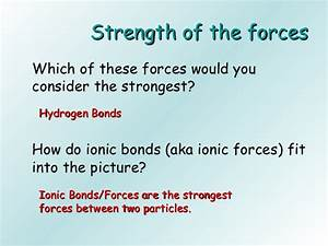 Kmt  Intermolecular Forces  Intro Energy