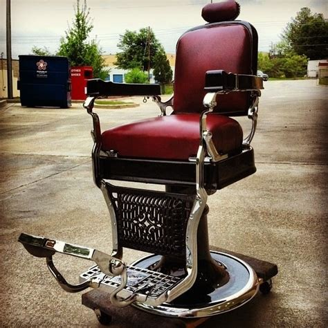 antique barber chairs and parts gentlemint