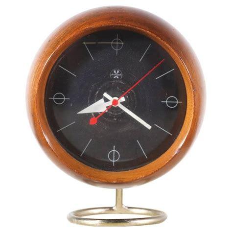 howard miller desk clock george nelson chronopak orb desk clock for howard miller